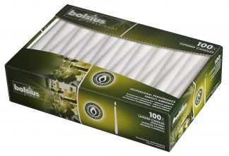 Tapered Candles 240 X 23 Pack 100 White