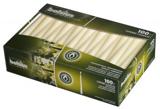 Tapered Candles 240 X 23 Pack 100 Ivory