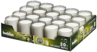 Grey ReLight Refills Tray of 20