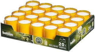 Orange ReLight Refills Tray of 20