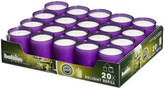 Purple ReLight Refills Tray of 20