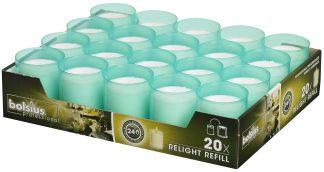 Sea Green ReLight Refills Tray of 20