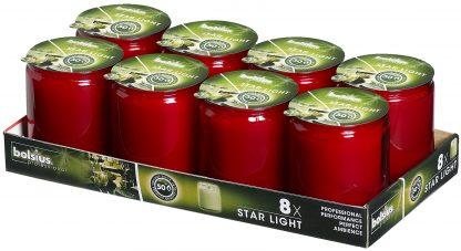 Red Starlight tray of 8