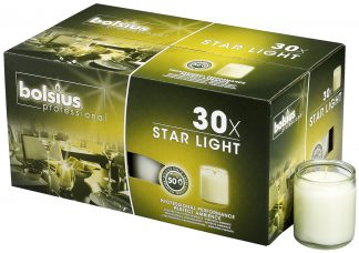 Transparent Starlight box of 30