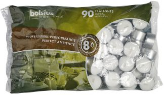 tealights bag of 90