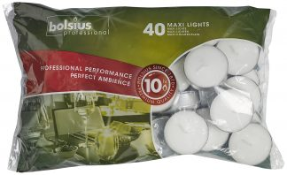 tealights bag of 40