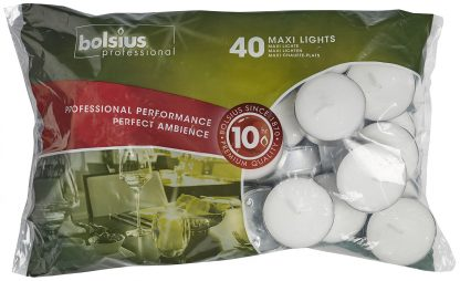 tealights bag of 40
