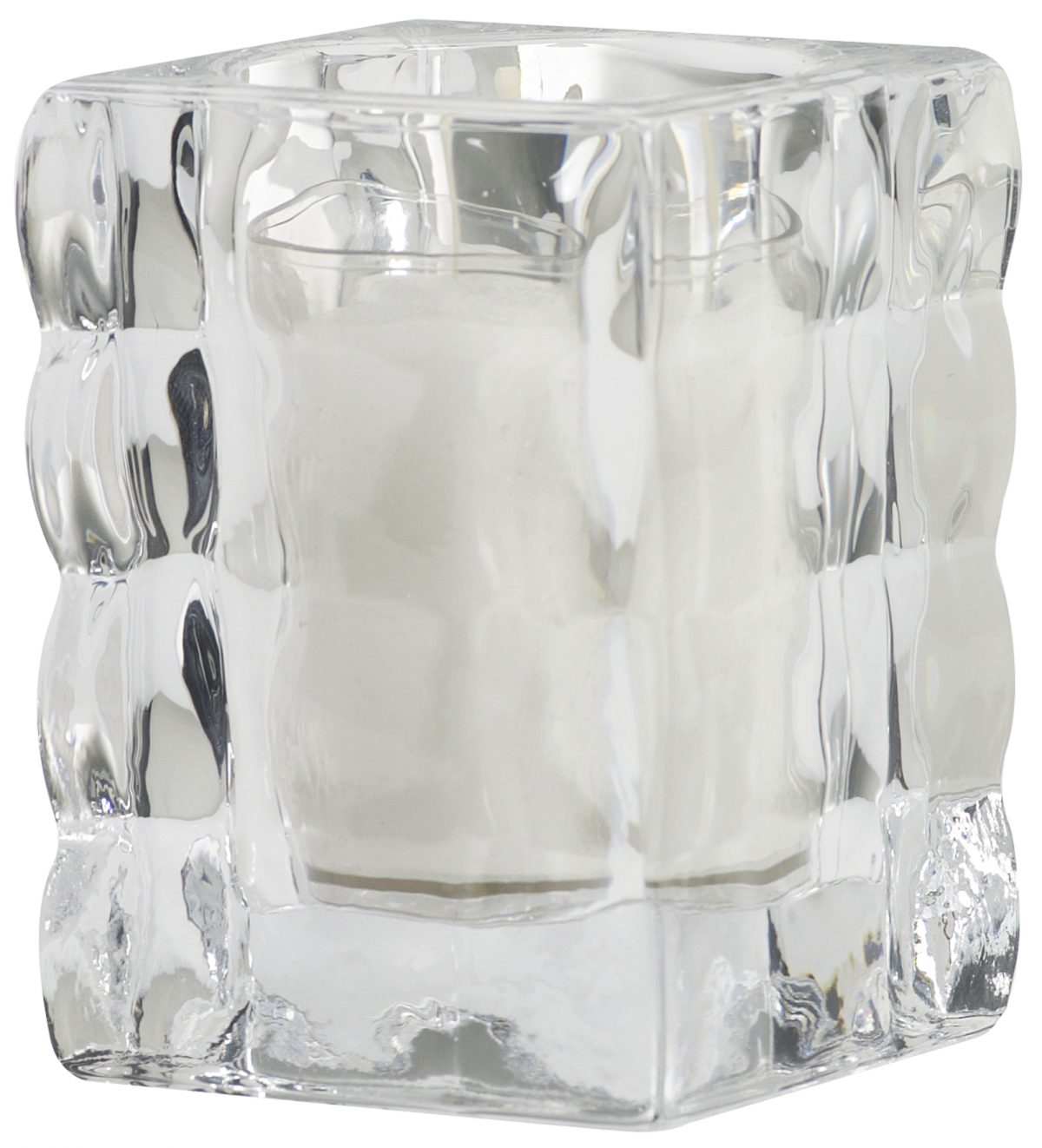 ReLight Holder Cube With Candle