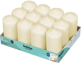 Bolsius Professional Pillar Candles