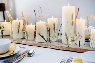 Bolsius Pillar Candle Selection